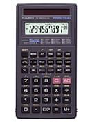 fx-260 Black Calculator