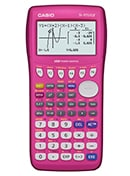 fx-9750G2 Pink Graphing Calculator